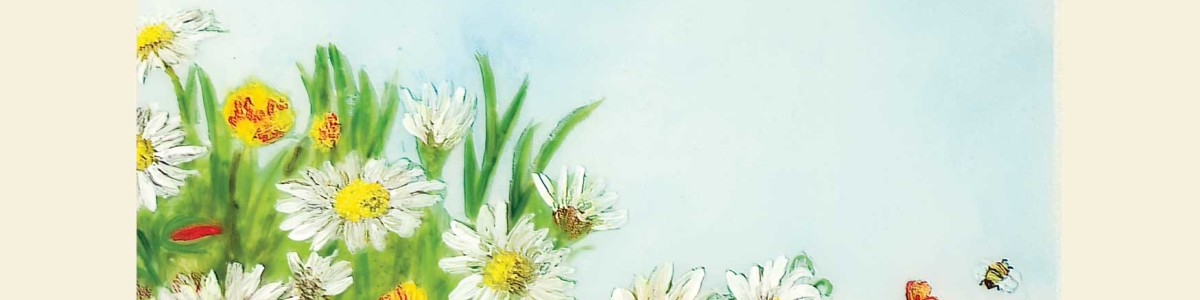 I fiori che imparano a volare… diventano farfalle – Mirella De Cortes
