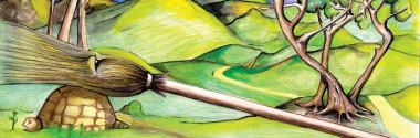 Le avventure della scopa Saggina – Daniela Mele