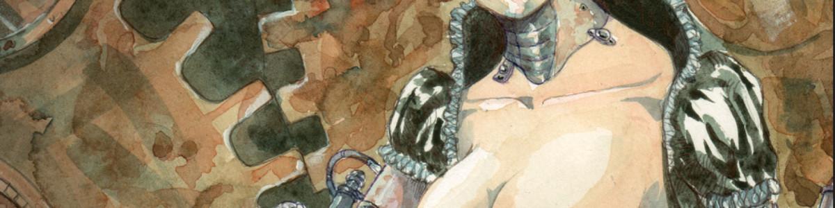Cronache Steampunk – Gian Metré